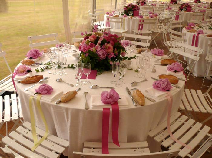 Idee deco mariage page 3 - Idee deco salle mariage ...