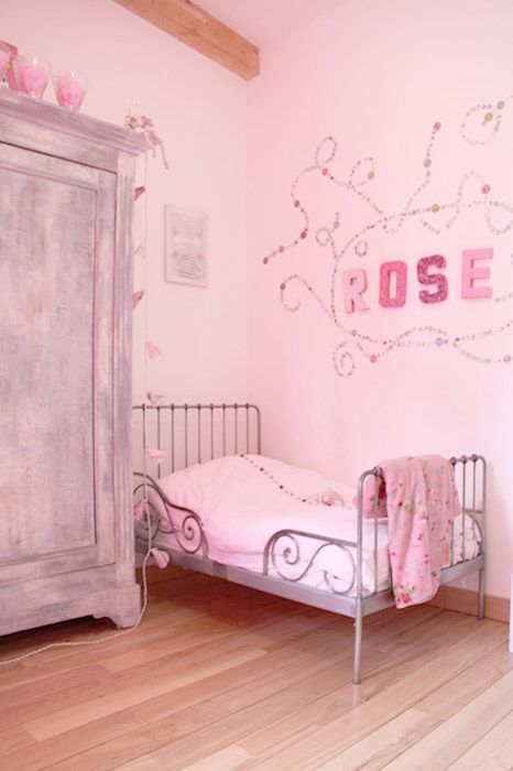 Idee deco chambre fille for Decoration chambre de fille