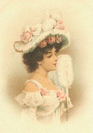images victoriennes 1900