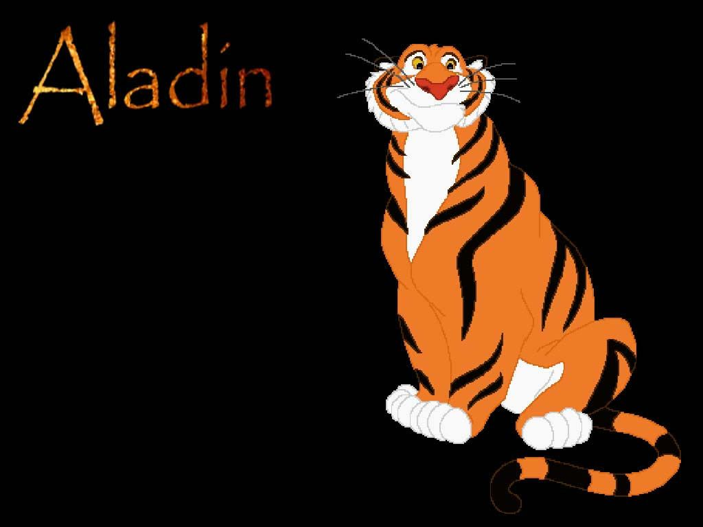 tigre de yasmine de aladin disney