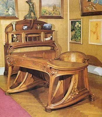 Art nouveau page 2 - Art nouveau meuble ...