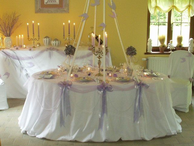 Id e deco mariage salle - Idee decoration mariage ...