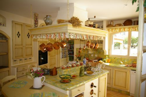 Idee deco cuisine for Modele de decoration de cuisine