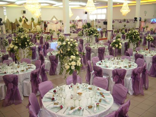 Idee deco mariage - Idee deco salle mariage ...