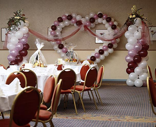ide deco mariage salle