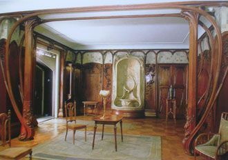 art nouveau page 5. Black Bedroom Furniture Sets. Home Design Ideas